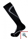 412C performance sock black